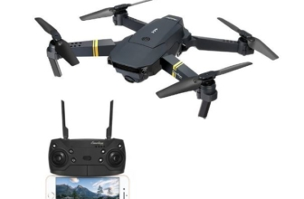 Drone Quadcopter Eachine E58 WIFI FPV 2MP [Banggood]
