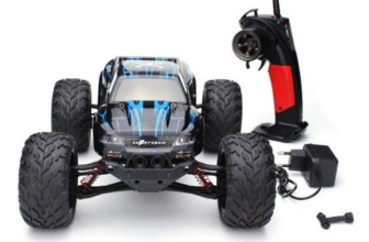 RC Brushed Monster Truck 9115 1/12 2.4GHz 2WD [Banggood]