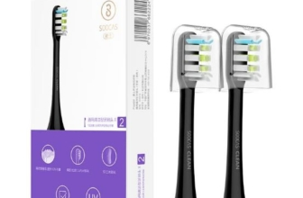 XIAOMI SOOCAS X3 Replacement Toothbrush Head 2PCS BH01B [Joybuy]
