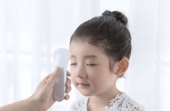 Xiaomi MIJIA iHealth Digital Infrared Thermometer Non Contact [Joybuy]